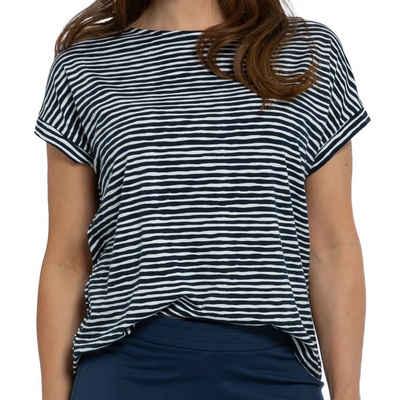 Mey Pyjamaoberteil »Night2Day Abbi« Shirt kurzarm - Weich und elastisch, Lockerer Schnitt, Einfach mit der passenden Hose kombinieren
