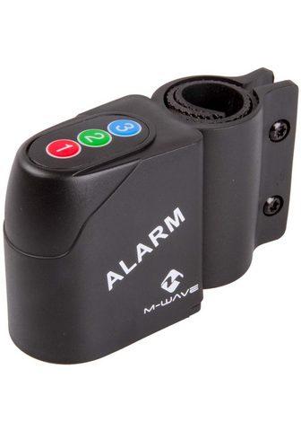 M-Wave »Alarmanlage Bike-Alarm 120 db« Fahrra...
