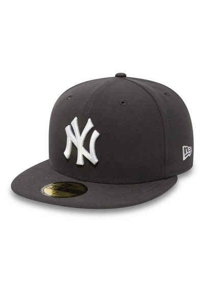 New Era Baseball Cap »New Era 59Fiftys Cap - NY YANKEES - Graphite-White«