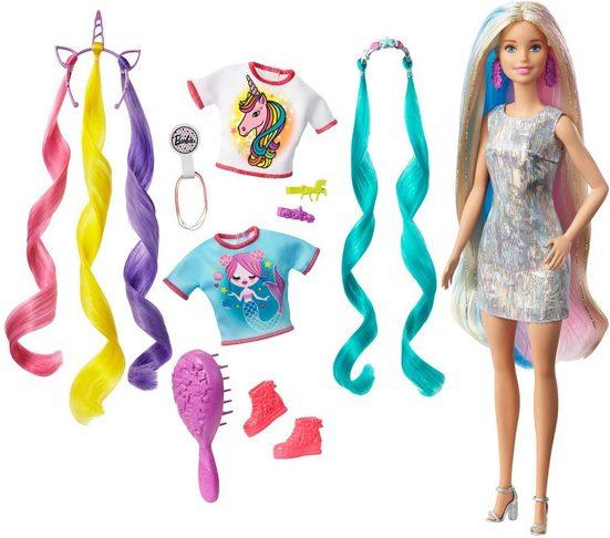 Mattel® Anziehpuppe »Barbie Fantasie-Haar«