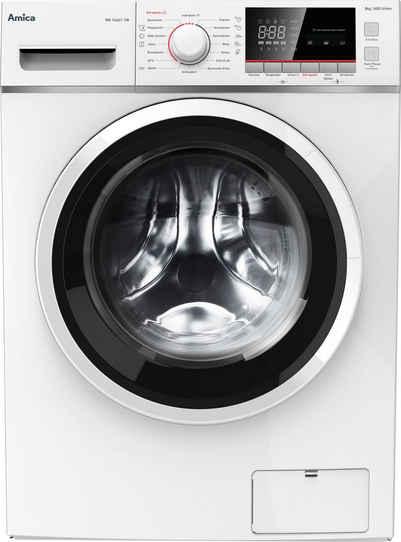 Amica Waschmaschine Classic Line WA 14661-1 W, 8 kg, 1400 U/min
