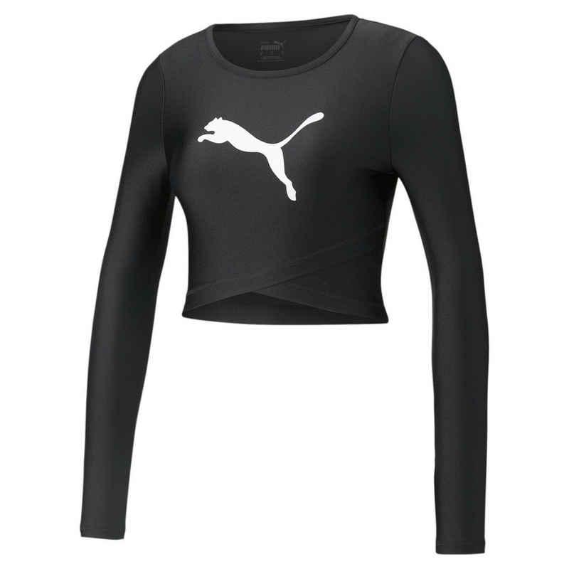 PUMA T-Shirt »Modern Sports Damen Langarm-Shirt«