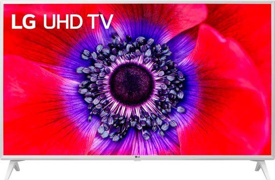 LG 43UN73906LE LED-Fernseher (108 cm/43 Zoll, 4K Ultra HD, Smart-TV, Gehäusefarbe wei)