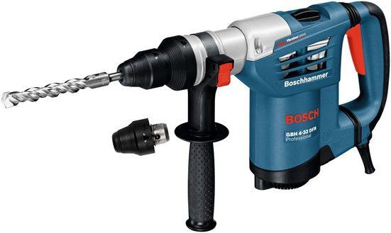 Bosch Professional Bohrhammer »GBH 4-32 DFR«, max. 3600 U/min, mit Schnellspannbohrfutter, Handwerkkoffer