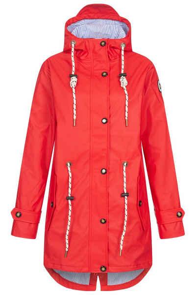 DEPROC Active Regenjacke »Regenjacke & Longjacket LOVE PEAK II CS WOMEN« auch in Großen Größen erhältlich