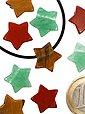 Adelia´s Kettenanhänger »Damen Schmuck Anhänger grün Stern«, Bild 1