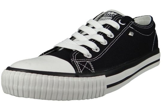 British Knights »B47-3717-01 Master LO Black« Sneaker