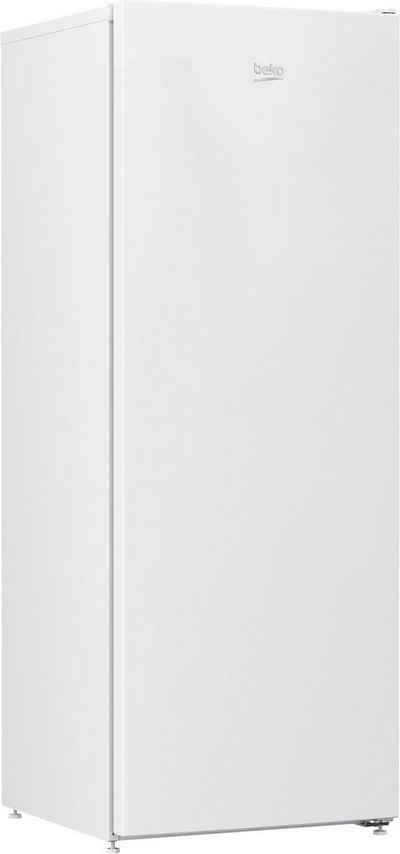 BEKO Gefrierschrank RFNE200E40WN, 145,7 cm hoch, 54 cm breit