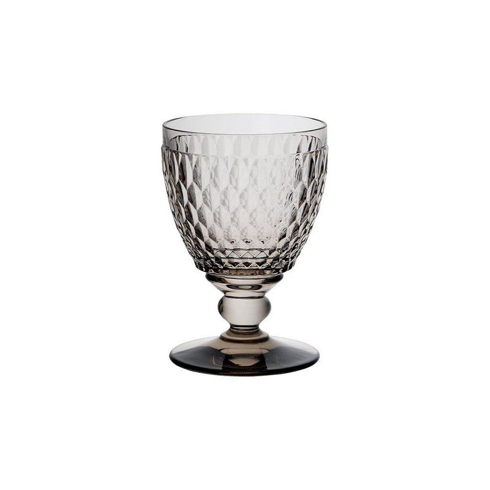 villeroy boch wasserglas smoke 144mm boston coloured online kaufen otto. Black Bedroom Furniture Sets. Home Design Ideas