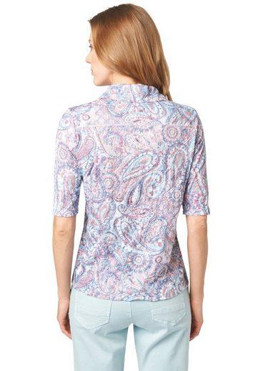 Bonita Polo-Shirt Paisley