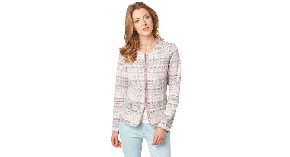 Bonita Stilvolle Jersey-Jacke Billig Verkauf Am Besten Authentisch Zu Verkaufen 100% Original Online Große Überraschung oROBcPZ
