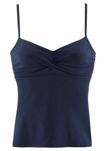 Damen s.Oliver RED LABEL Beachwear Bügel-Tankini Spain blau | 04893848588597