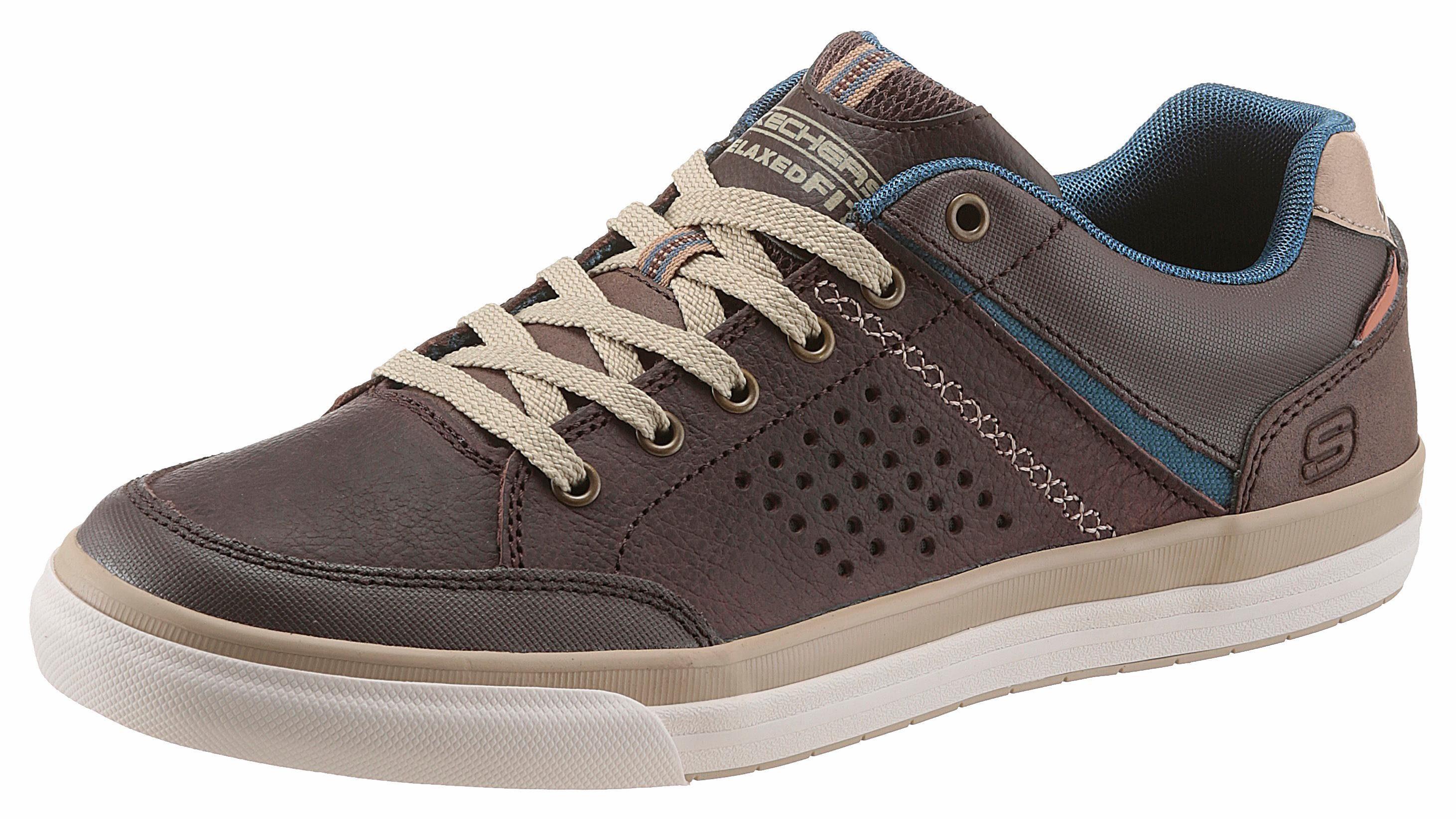 Skechers »Diamondback Rendol« Sneaker, mit modischen Applikationen