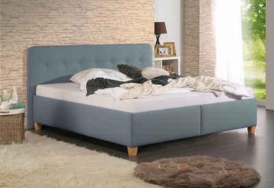 Bett 200x200 Cm Kaufen Bettgestell Doppelbett Otto