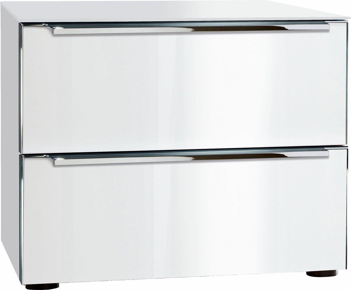 nolte® Möbel Nachttisch»Alegro Style«, Breite 50 cm | Schlafzimmer > Nachttische | Weiß | nolte® Möbel