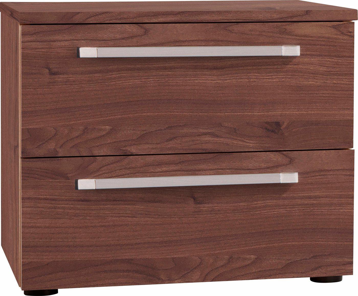 nolte® Möbel Nachttisch»Alegro Basic«, Breite 50 cm | Schlafzimmer > Nachttische | Braun | nolte® Möbel