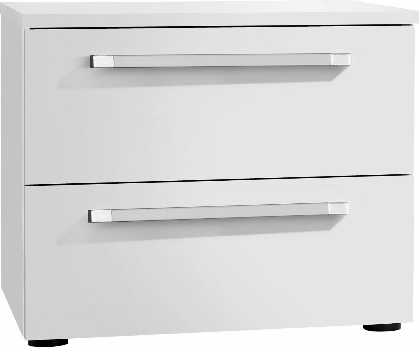 nolte® Möbel Nachttisch»Alegro Basic«, Breite 50 cm | Schlafzimmer > Nachttische | Weiß | nolte® Möbel