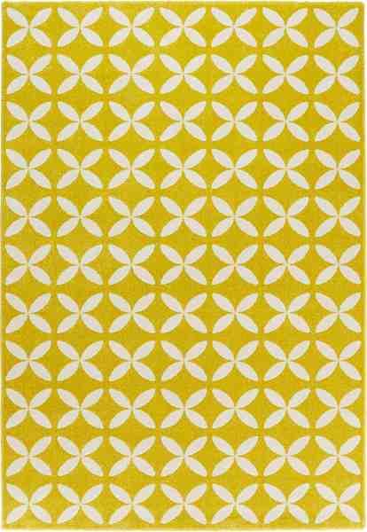 Teppich »Cross«, MINT RUGS, rechteckig, Höhe 12 mm