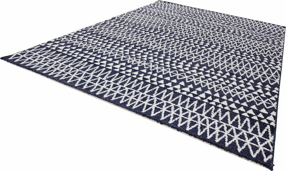 Teppich, Mint Rugs, »Scandinavian«, Höhe 9 mm, gewebt