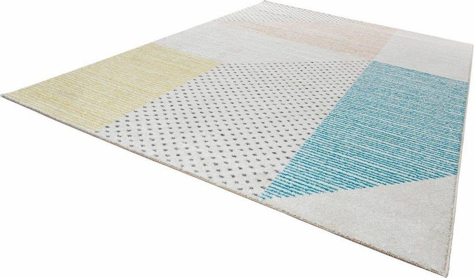 Teppich mint  Teppich »Glaze«, Mint Rugs, rechteckig, Höhe 9 mm | OTTO