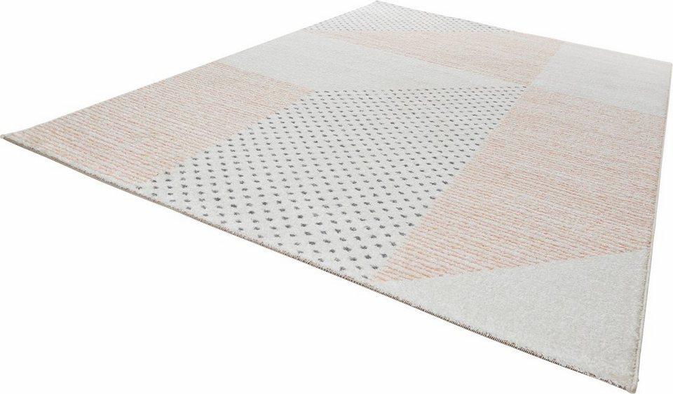 Teppich Glaze Mint Rugs Rechteckig Hohe 9 Mm Velours Online