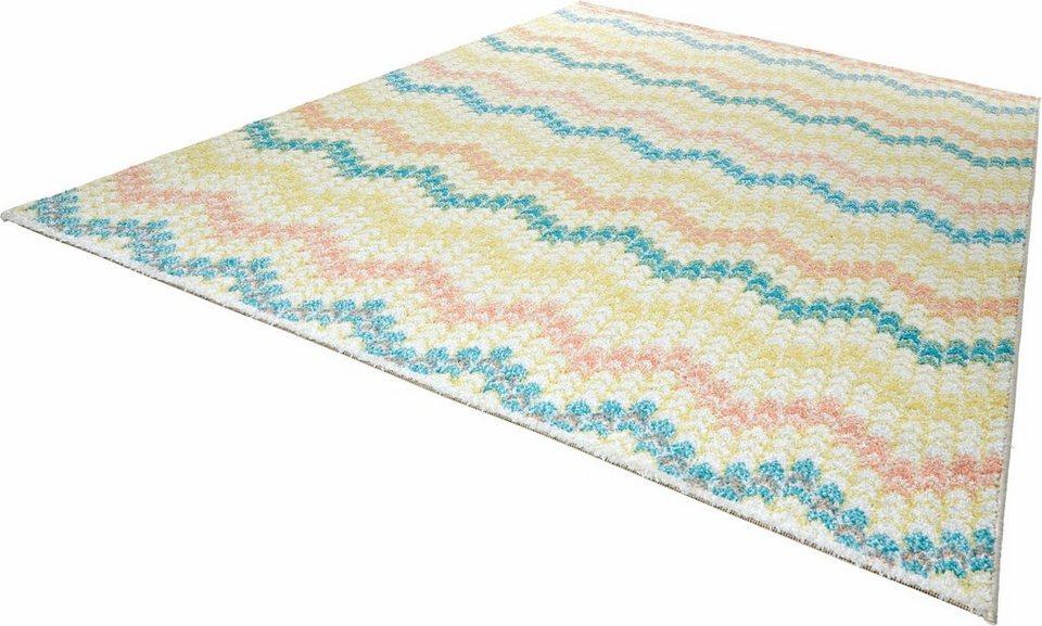Teppich, Mint Rugs, »Peak«, Höhe 9 mm, gewebt  OTTO
