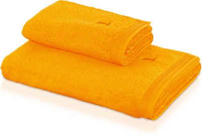 Möve Handtuch »Superwuschel« (1-St), in kräftigen Farben