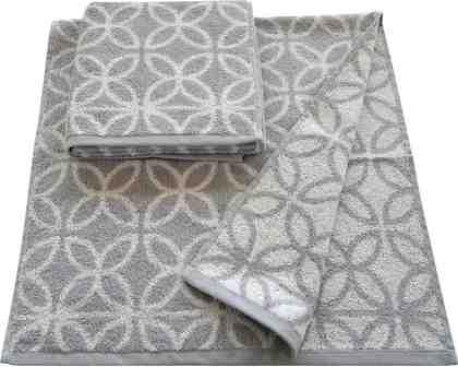 Handtücher »Retro«, Dyckhoff, mit retro Blumen Muster