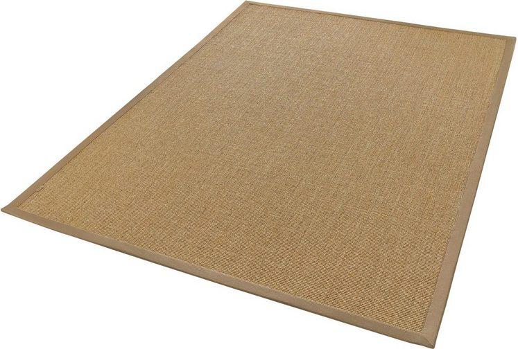 Sisalteppich »Mara S2«, Dekowe, rechteckig, Höhe 5 mm, Wunschmaß