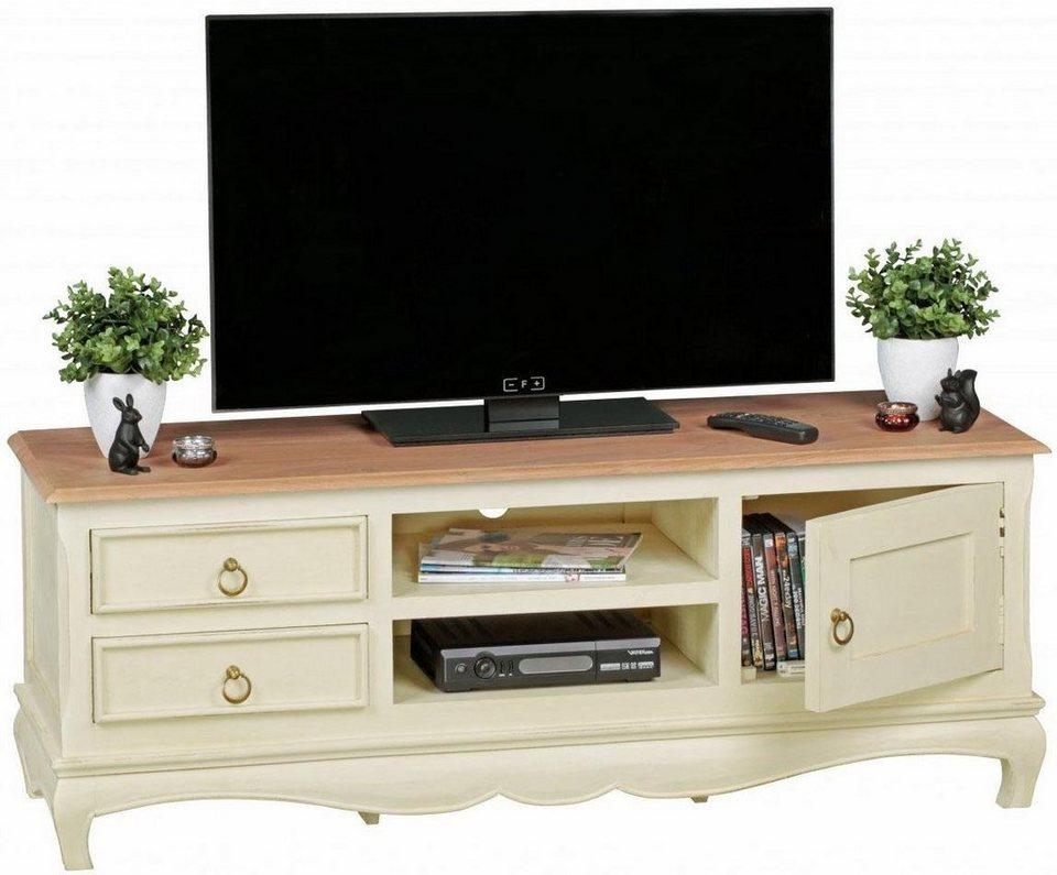 home affaire lowboard alina breite 135 cm otto. Black Bedroom Furniture Sets. Home Design Ideas