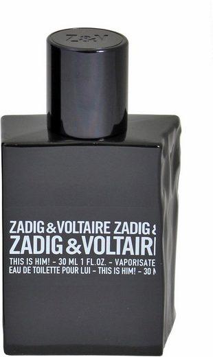 ZADIG & VOLTAIRE Eau de Toilette »This is Him!«