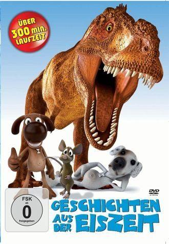 DVD »Geschichten aus der Eiszeit«