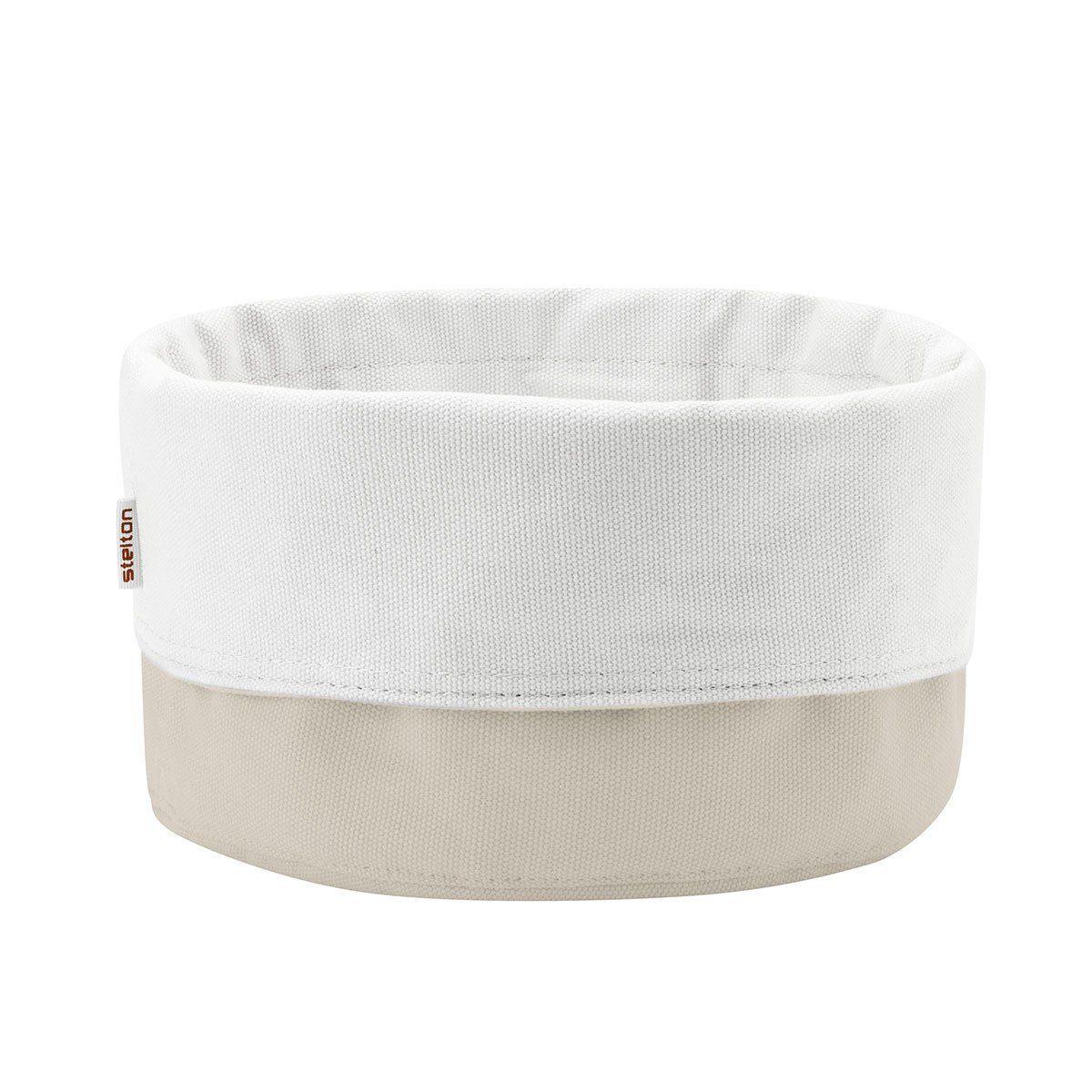 Stelton Stelton Brottasche sand-weiß 23cm