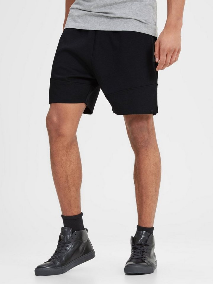 jack jones detailreiche sweatshorts kaufen otto. Black Bedroom Furniture Sets. Home Design Ideas