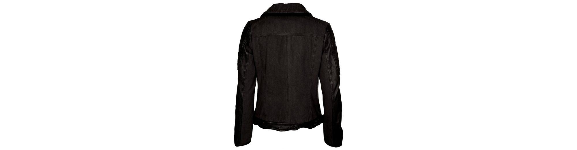 Billig Verkauf Vorbestellung Neuester Günstiger Preis Mustang Lederjacke Meggi 2lo7yVt2
