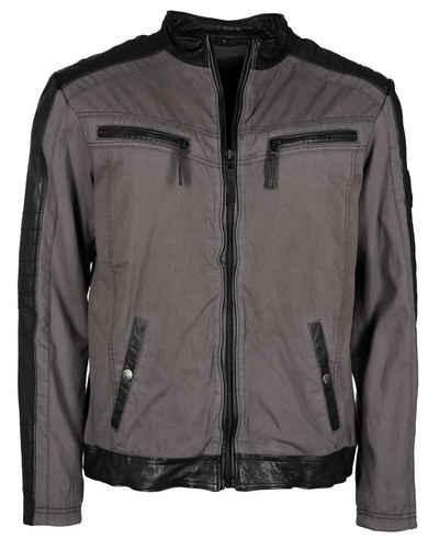Lederjacken in großen Größen aus Büffelleder online kaufen   OTTO 87119baa08