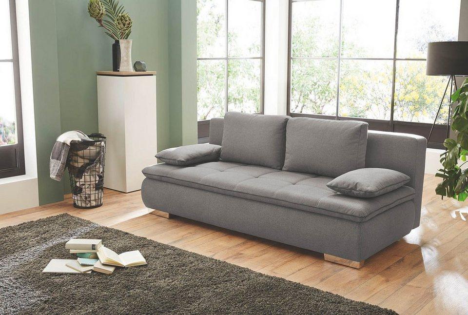 hti living funktionssofa cody online kaufen otto. Black Bedroom Furniture Sets. Home Design Ideas