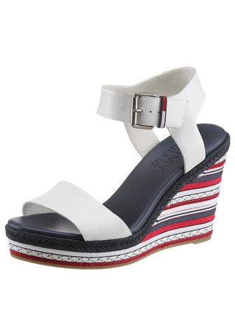 Tommy Jeans Tommy Džinsai »COLORED LACES HIGH WEDG...