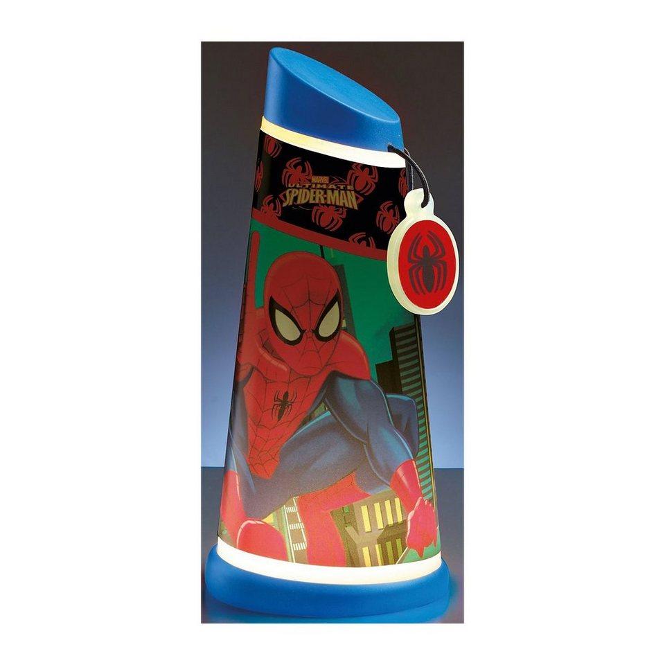 WORLDS APART Nachtlicht / Taschenlampe, Spider-Man
