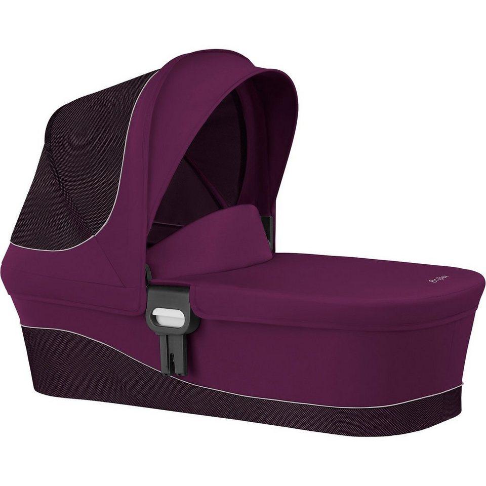 cybex kinderwagenaufsatz m gold line mystic pink purple. Black Bedroom Furniture Sets. Home Design Ideas