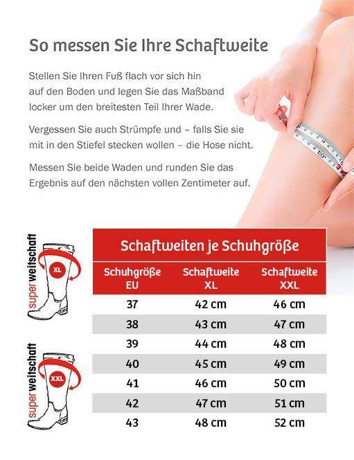 sheego Shoes Weitschaftstiefel, Schafthöhe ca. 39 cm