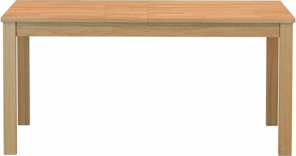 Esstisch, Breite 160 cm online kaufen  OTTO ~ Esstisch Breite