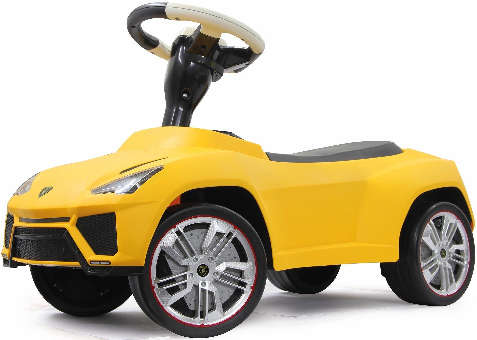 JAMARA Rutscherauto, »JAMARA KIDS Lamborghini Urus gelb«