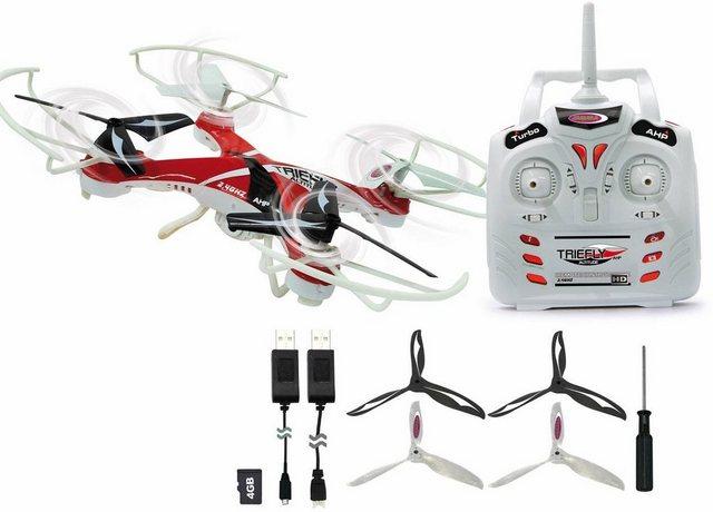 RC Drohne Triefly Altitude HD AHP mit Kamera auf rc-flugzeug-kaufen.de ansehen