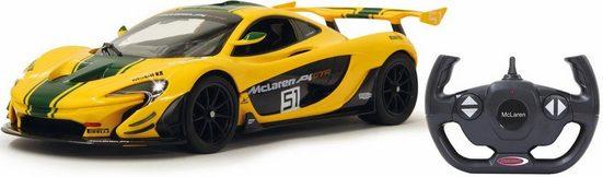 Jamara RC-Auto »McLaren P1 GTR«, mit LED Beleuchtung