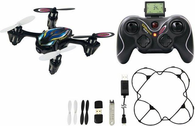 Jamara RC Drohne Camostro HD auf rc-flugzeug-kaufen.de ansehen