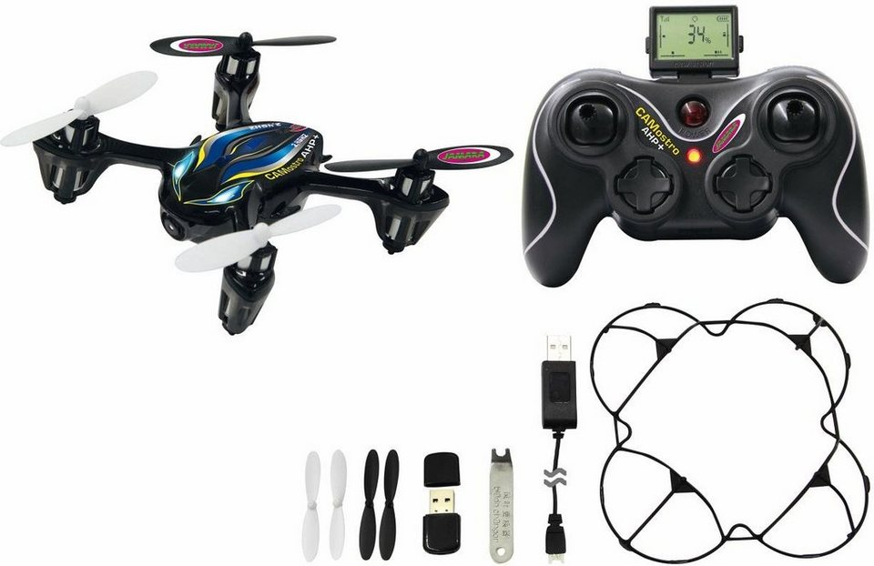 jamara quadrocopter mit kamera camostro hd ahp otto. Black Bedroom Furniture Sets. Home Design Ideas