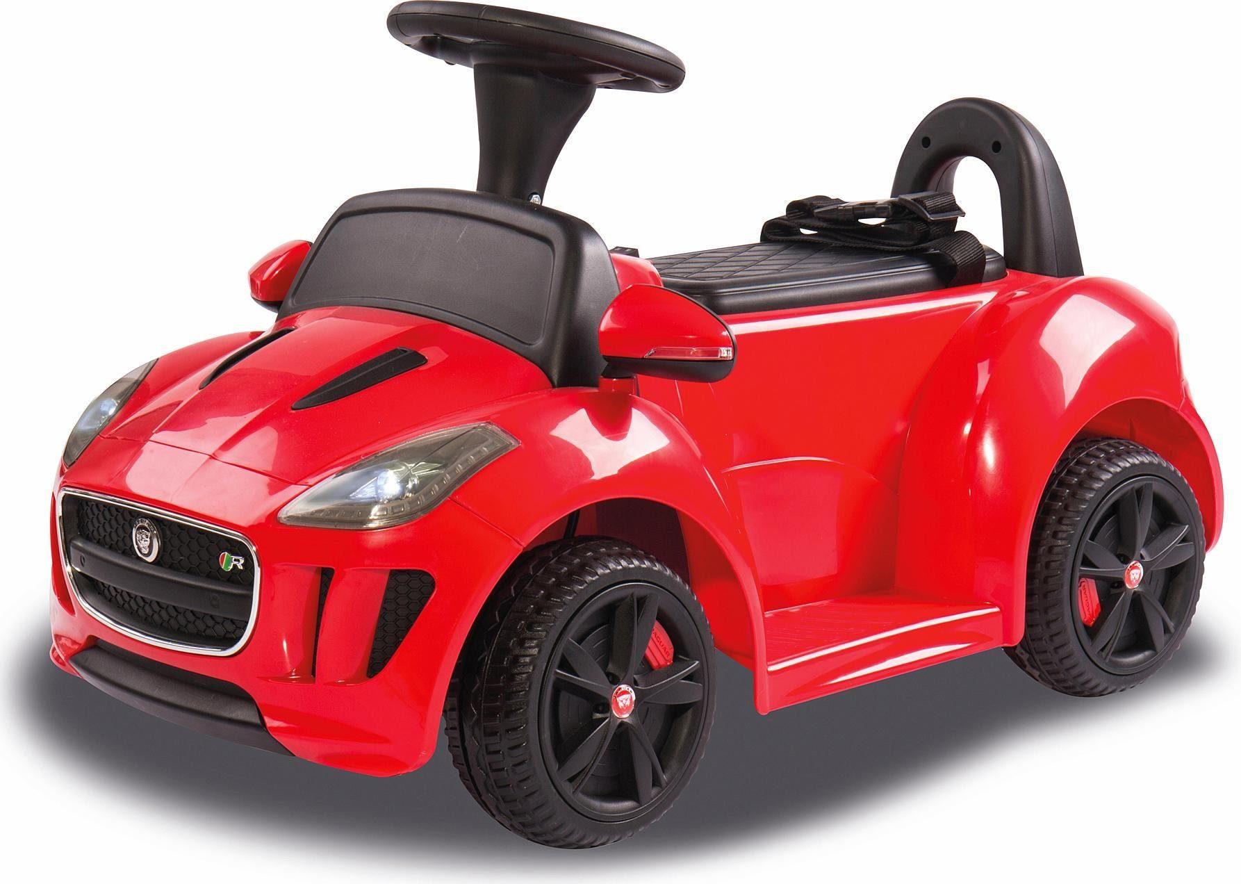 JAMARA Elektrofahrzeug für Kinder, »JAMARA KIDS Ride On Jaguar rot 6V«