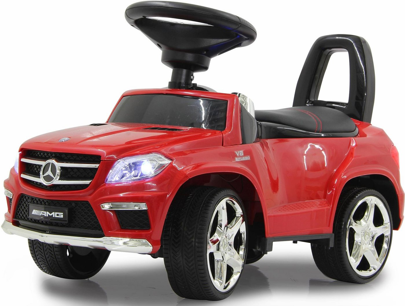 JAMARA Rutscherauto, »JAMARA KIDS Mercedes GL63 AMG rot«