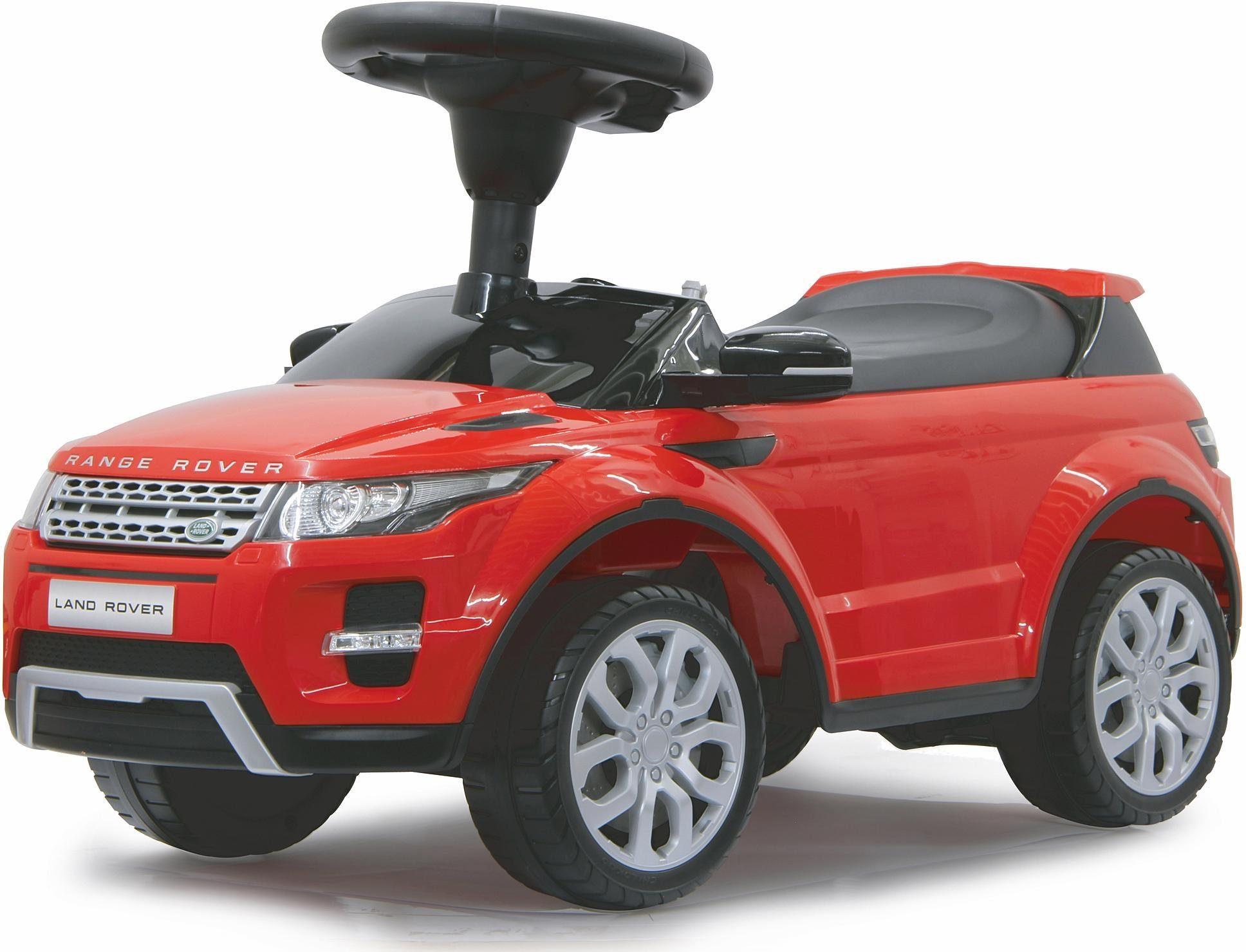 JAMARA Rutscherauto, »JAMARA KIDS Land Rover Evoque rot«